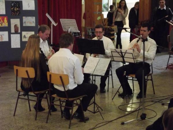 Zeneiskolák Kamarazenekarainak XI. Találkozója - Gyál