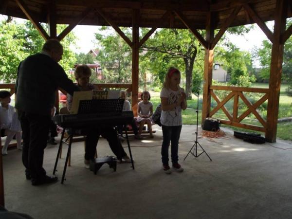 Kodály Zoltán AMI, Gyál - Hangszerbemutató a Bartók Tagóvodában