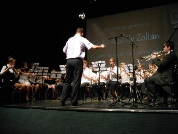 Gyáli Kodály Zoltán AMI  - Jubileumi hangverseny