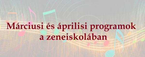 Gyáli Kodály Zoltán AMI, március-április, programok, Zeneiskolák kamarazenekarainak találkozója, zeneiskola, Gyál, Tóth István