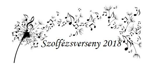 Szolfézs ritmusolvasó és ritmuslejegyző verseny eredményei
