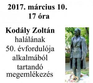 Kodály Zoltán AMI, koncert, emlékkoncert, Felsőpakony, Szabó Magda Könyvtár