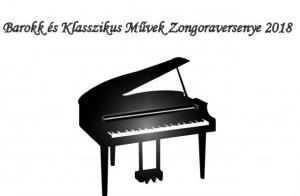 Gyáli Kodály Zoltán AMI, zongoraverseny, Barokk és Klasszikus Művek Zongoraversenye,